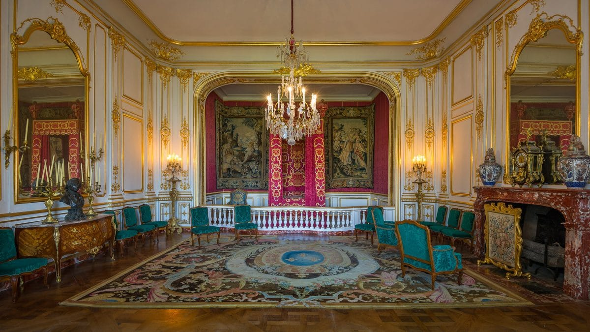 The Permanent Collections Chambord Castle