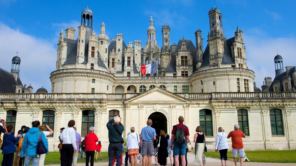 Populaires Chambord Castle & Domain (Official) HS32