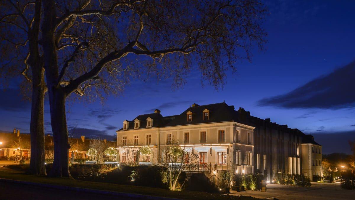 Relais De Chambord Chambord Castle