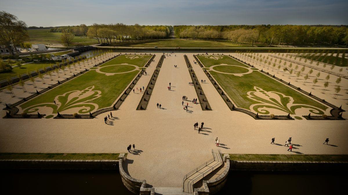 Visite Des Jardins De Chambord