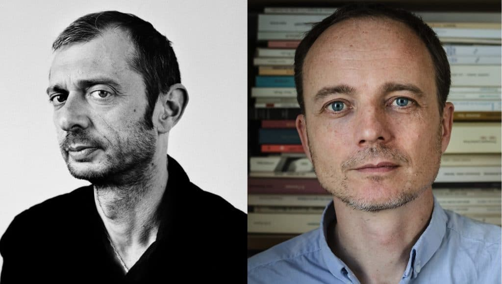 Stéphane Bouquet : DR - Christophe Manon : © Sylvain Maestraggi