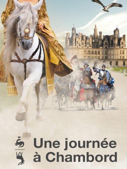 Pass journée à Chambord affiche