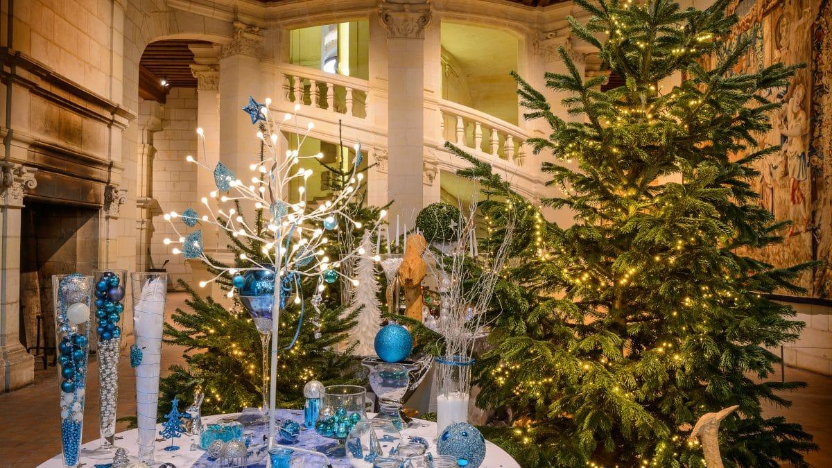 Deco De Noel Dans Le Jardin noël au château de chambord | château de chambord