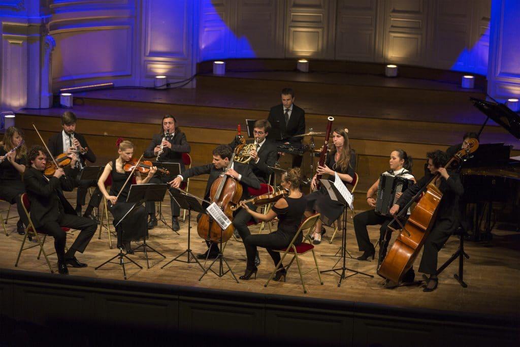 Orchestre de Chambre de France