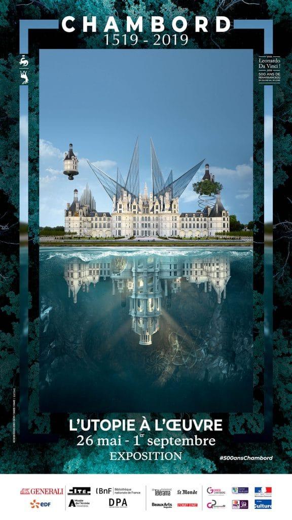 Exposition Chambord 500 ans Chambord