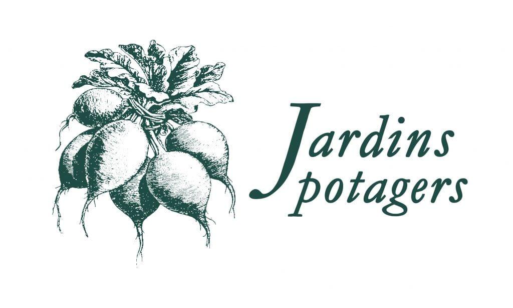 Logo des jardins potagers de Chambord
