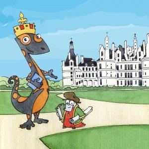Carnet d'énigmes château de Chambord
